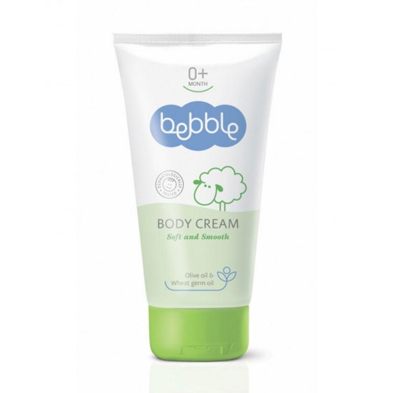 Body cream Bebble