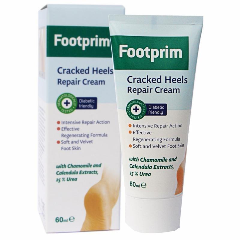 Cracked Heels Repair Cream Footprim