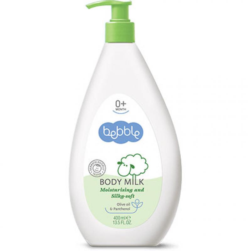 Body milk 400 Bebble