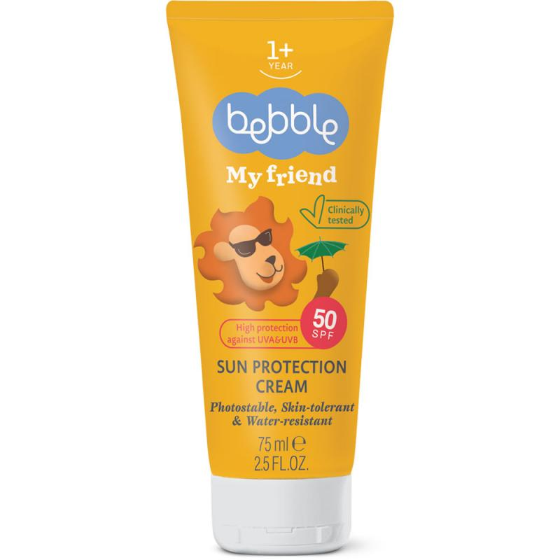 Sun Cream Protection Bebble