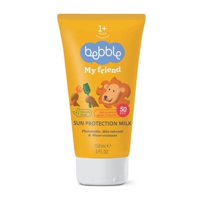 Sun Protection milk 50 SPF 50 SPF Bebble