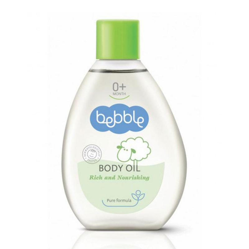 Body oil Bebble