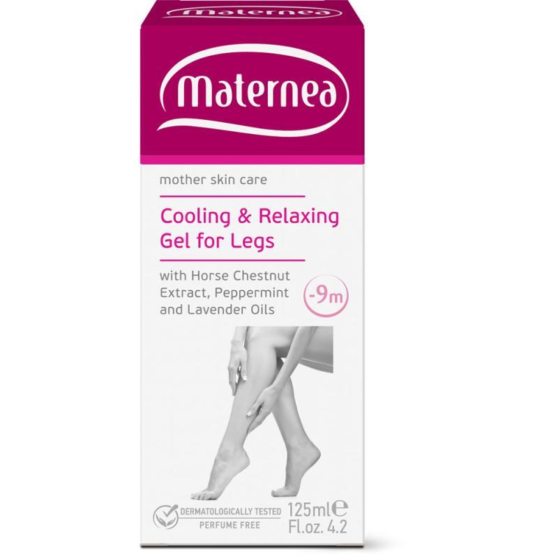 Cooling & Relaxing Gel Legs Maternea